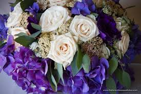 Purple Centerpieces The French Bouquet Blog Inspiring Wedding U0026 Event Florals