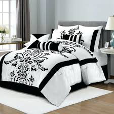 Black And Red Comforter Sets King Bedding Sets Black And White Chevron Comforter Set Full Black