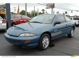 1998 Chevy Cavalier Interior 1998 Bright Aqua Metallic Chevrolet Cavalier Coupe 22919851