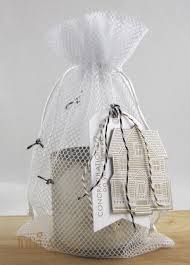 mesh gift bags create with me pti dec hop up with string
