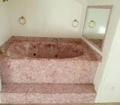 pink cultured marble bathtub house photos