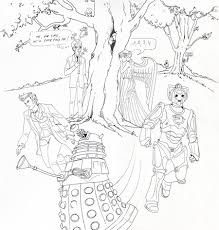 doctor who coloring pages coloring pages u0026 pictures imagixs