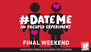 dateme an okcupid experiment must see comedy shows