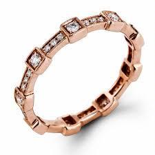 rose style rings images 32ct simon g diamond antique style 18k rose gold eternity ring jpg