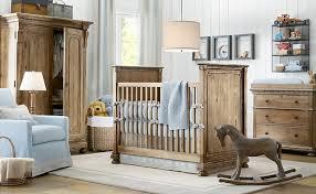 chambre bebe en bois chambre enfant bois couleur bleu deco 20 idées pour la déco