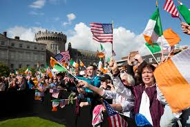 Flag Of Dublin Ireland Bideninireland Follow Along With The Vice President U0027s Trip To