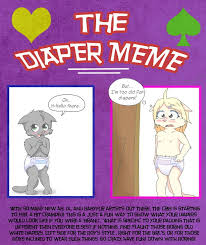 Diaper Meme - the diaper meme by hourglass sands on deviantart