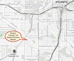 Marta Rail Map Atlanta Marta Gdot Turn Their Attention To Southwest Atlanta U0027s