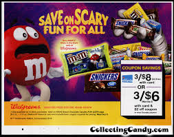 halloween usa coupons new for halloween 2016 m u0026m u0027s walgreens exclusive glow in the dark