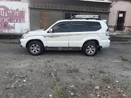 used car toyota prado 2007 5l 4x4 nicaragua 2007 vendo toyota