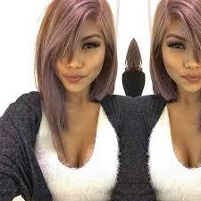 funky asymetrc bob hairsyles best 25 asymmetrical hair ideas on pinterest short aline bob