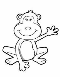 printable monkey coloring pages animal coloring pages for kids lion lions free printable and