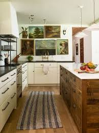 Rugs For Dark Floors Rugs In The Kitchen Yea Or Nay Apartment Therapy