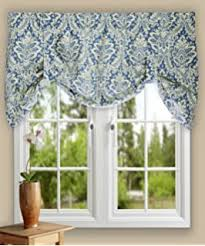 Where To Buy Window Valances Amazon Com Dean Miller Surf Bedding Raffia Window Valance By Dean