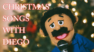 christmas songs with diego youtube