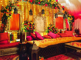 Indian Wedding Planners Asian U0026 Indian Wedding Planner Mehndi Decor Wedding Stages
