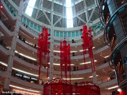 New Year Stage Decorations by Chinese New Year 2010 Klcc Suria Decorations The Adventures Of
