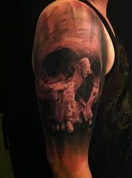 Amazing Skull - amazing skull tattoos tam part 4