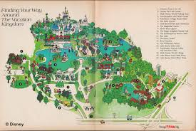 Disney World Monorail Map by Magic Kingdom Maps Galore Imaginerding