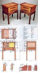 Wood Bedroom Set Plans 1081 Best Woodworking Plans Images On Pinterest Wood Woodwork