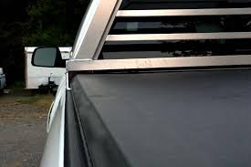 truck rear window guard truck rack with lights low pro all aluminum usa made