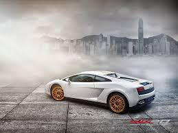 gold and white lamborghini gallardo lp550 2 hong kong 20th anniversary edition