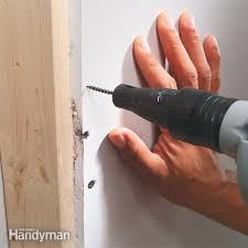 How To Hang Drywall On Ceiling By Yourself by Drywall Installation Tips Sanding Drywall The Family Handyman