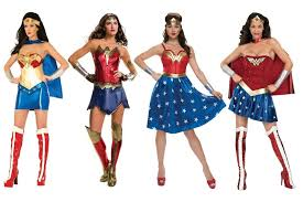 Wonder Woman Costume Amazing Wonder Woman Costumes For All Ages Halloween Costumes Blog