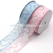 sheer organza ribbon glitter organza ribbon wholesale ribbon suppliers alibaba