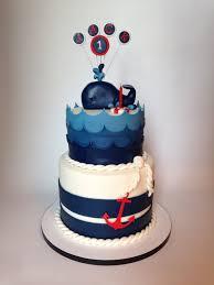nautical cake whale cake decorating photos