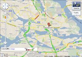 google lat long traffic information coming to google maps in