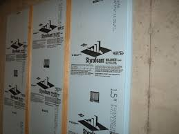 Design House Decor Contact by New Insulation In Basement Walls Home Decor Interior Exterior