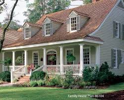 houses with porches house plans with front porch porch and garden