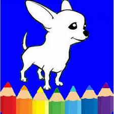 دانلود coloriage Chihuahua jeux bébé اپلیکیشن برای اندروید  مارکت