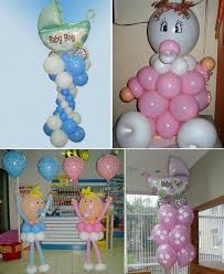 Balloon Decoration For Baby Shower Baby Shower Balloon Ideas From Prasdnikov Architecture U0026 Design