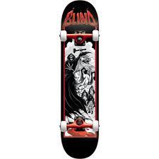 Blind Skateboards Logo Blind Skateboard Completes Warehouse Skateboards