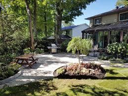 buist landscaping inc residential backyard landscape
