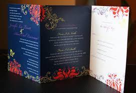 tri fold invitations tri fold wedding invitations template wonderful tri fold wedding