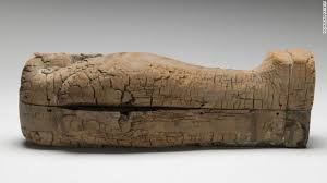 wooden coffin tiny coffin hid big secret in ancient for a century cnn
