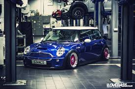 mini cooper modified mini on airbags cars go vroom pinterest minis bbs