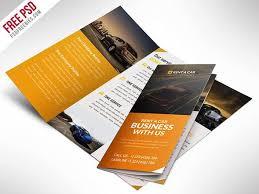 free tri fold business brochure templates 20 awesome free brochure templates mockups utemplates