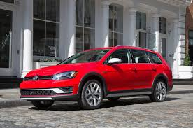2017 volkswagen golf alltrack first drive review automobile magazine