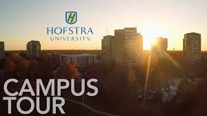Hofstra Campus Map Hofstra University Campus Tour Youtube