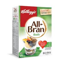 how many grams of sugar in a bud light all bran buds cereal