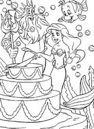 ariel coloring pages mermaid ariel valentine coloring