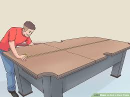 masse pool table price how to felt a pool table with pictures wikihow