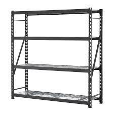 shelves inspiring steel freestanding shelving unit heavy duty
