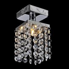 Czech Crystal Chandeliers Online Buy Wholesale Crystal Mini Pendant Lights From China