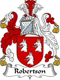 irishgathering the robertson clan coat of arms family crest