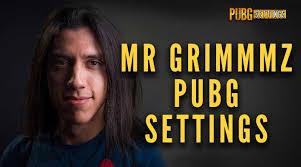 pubg settings grimmmz pubg settings and setup including dpi and graphics settings